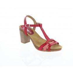 Jordana 2861 rouge (rojo ad saco rojo)